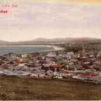 Postkarte Cape Town and Table Bay 1904