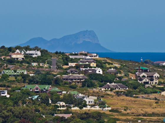 Noordhoek and Cape Agulhas in the distance