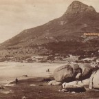 Postkarte Camps Bay 1927