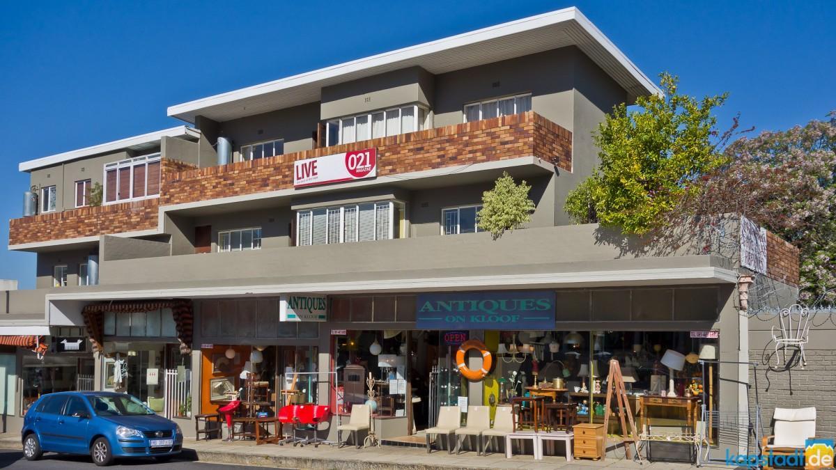 Shop in Kloof Street