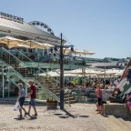 Life Grand Cafe and restaurant at the V&A Waterfront