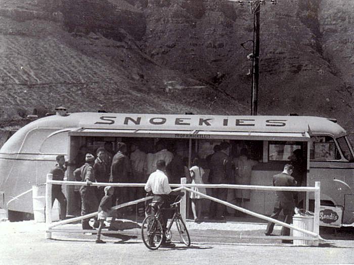 The original Snoekies in Houtbay