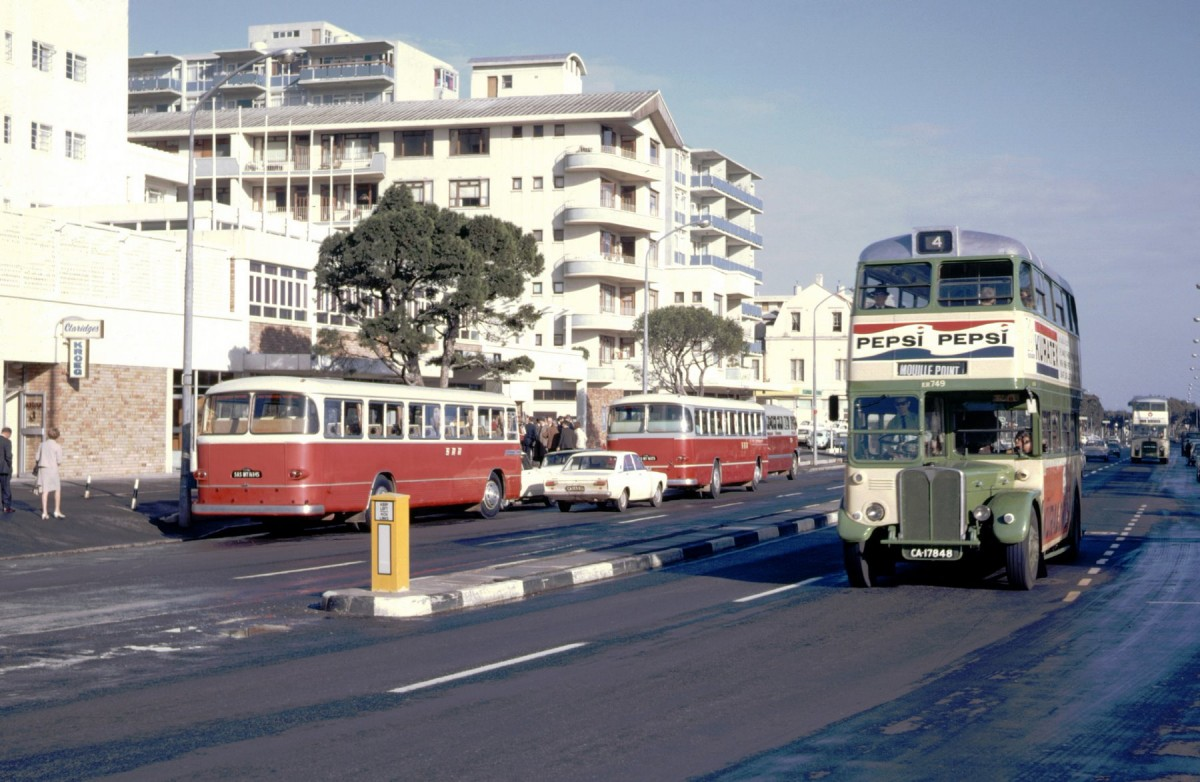 Main Rd. Green Point April 1969