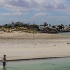 Crossing the Milnerton Lagoon (with effect)