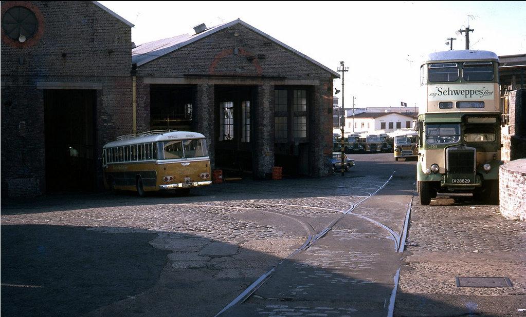 Tollgate Depot 1969