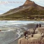 Postkarte Camps Bay - ein wahres Schmuckstück ungelaufen so um 1910
