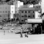 Surfers corner, Muizenberg circa 1968