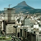 Trust Bank(Absa Centre) going up 1969
