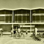 New public swimming pool Bellville, c1960