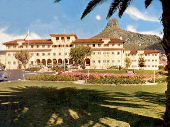 the President Hotel Sea Point