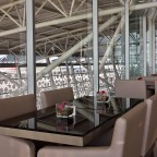 Emirates Business Lounge at Cape Town International