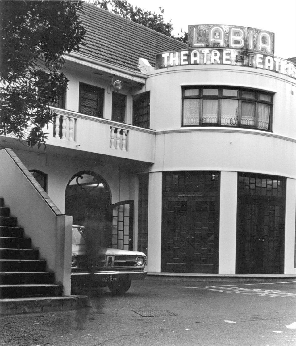 Labia Theatre c1969