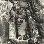 Sturrock dry dock under construction 1943