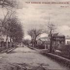 Postkarte Stellenbosch 1907