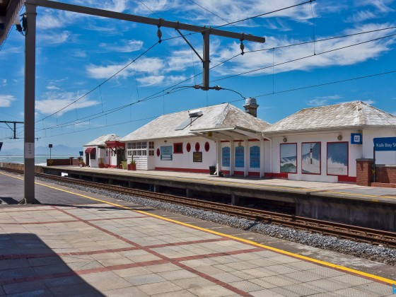 Kalk Bay station
