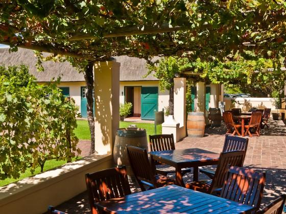 Vergelegen Wine Estate in Somerset West