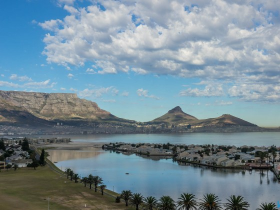 Table Mountain from Milnerton