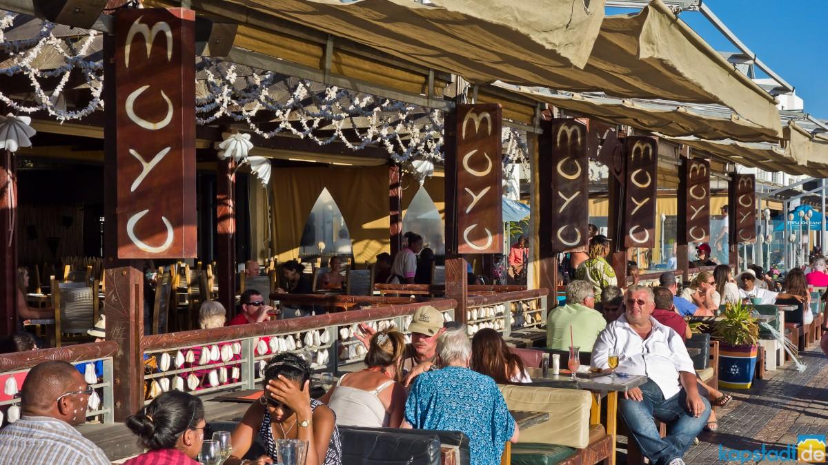 Moyo restaurant at Eden on Bay