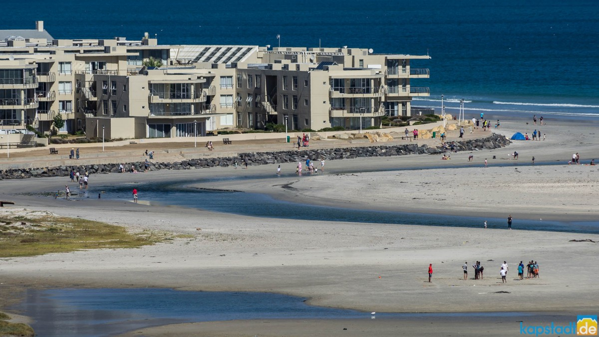 Lagoon Beach Hotel at the Milnerton Lagoon
