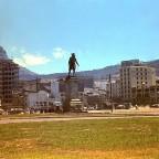 Jan van Riebeeck statue 1953