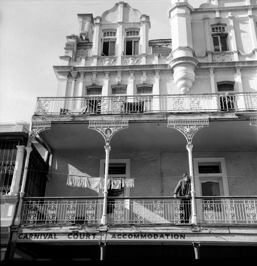 Carnival Court,Long street, 1982