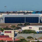 Ysterplaat AFB Hangar
