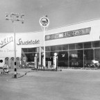 Marine Garage, Victoria street, Somerset West. 1953