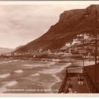 Postkarte Muizenberg 1915