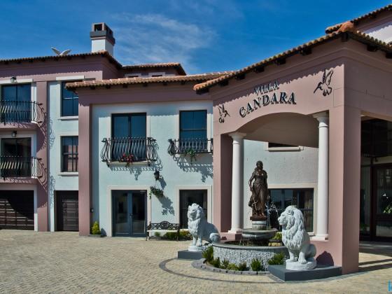 Villa Candara Guest House in Plattekloof