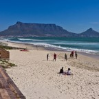 Milnerton beach at the life saving club