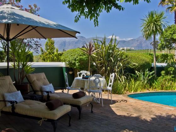 Eikendal Lodge near Stellenbosch