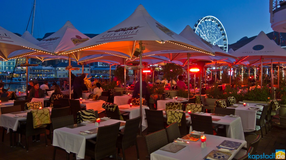 V&A Waterfront Restaurant