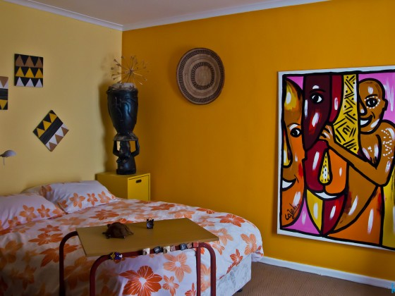 Selfcatering holiday house in Muizenberg
