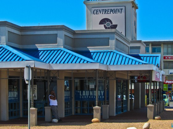 Old Centrepoint Mall in Milnerton (gone)