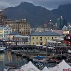 Evening vibes at the V&A Waterfront