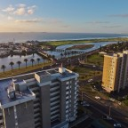 Aerial image in Milnerton with Woodbridge Island