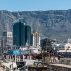 Cape Town Skyline from the V&A Waterfront