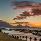 Sunset in Milnerton