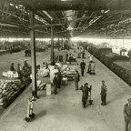 Culemborg goods yard, c1953