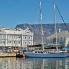 Boat trip at the V&A Waterfront