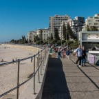 Sea Point Promenade at the Pavilion
