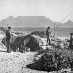 Blouberg fishermen 1955
