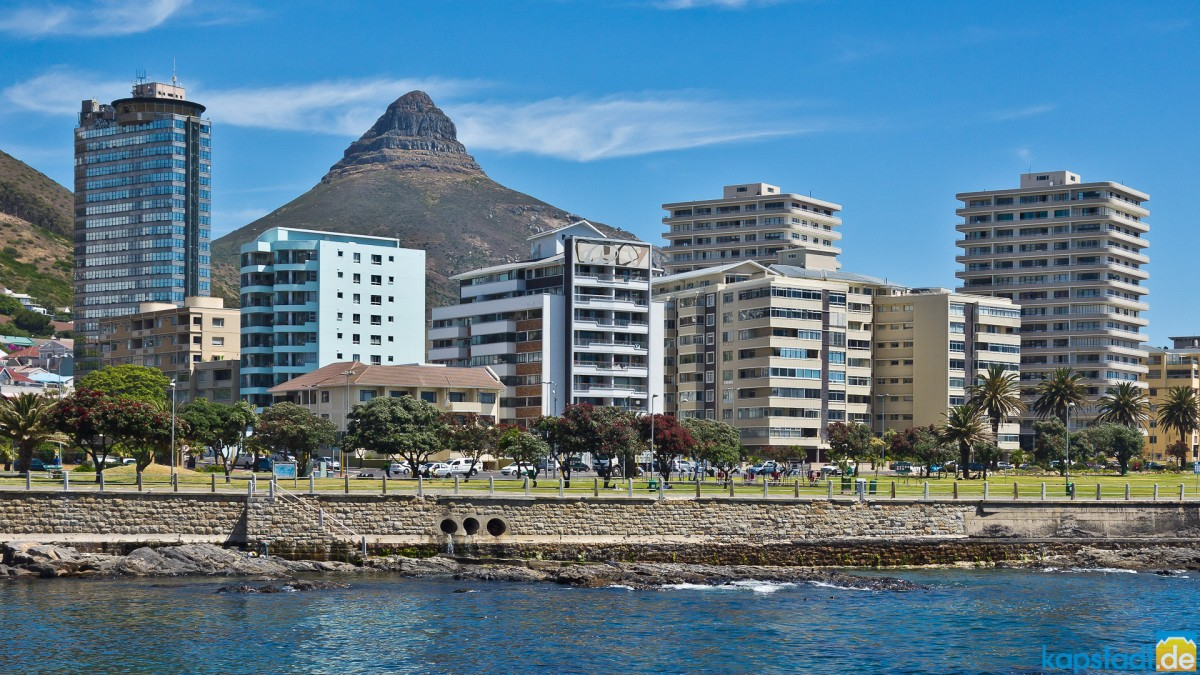 Sea Point skyline