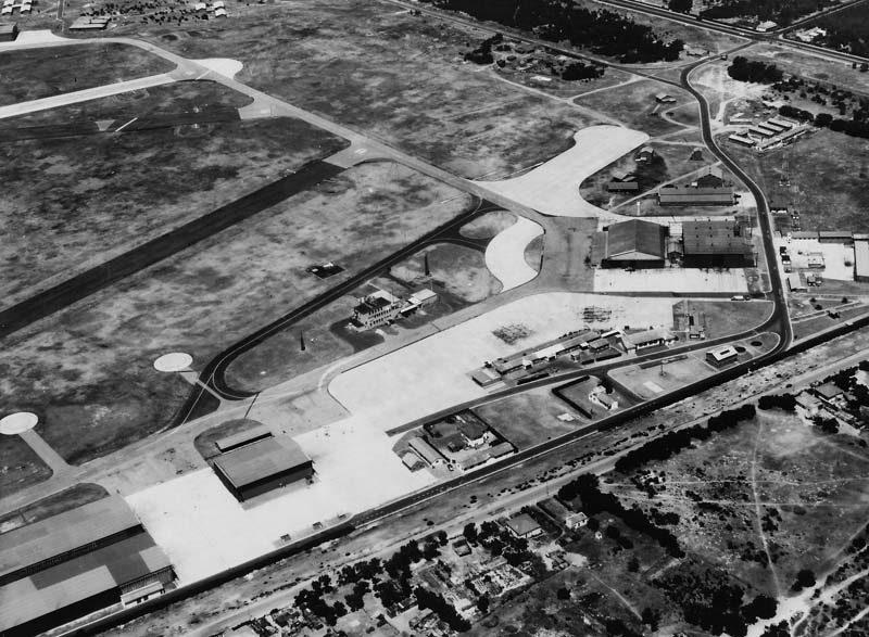 Wingfield Aerodrome c1950