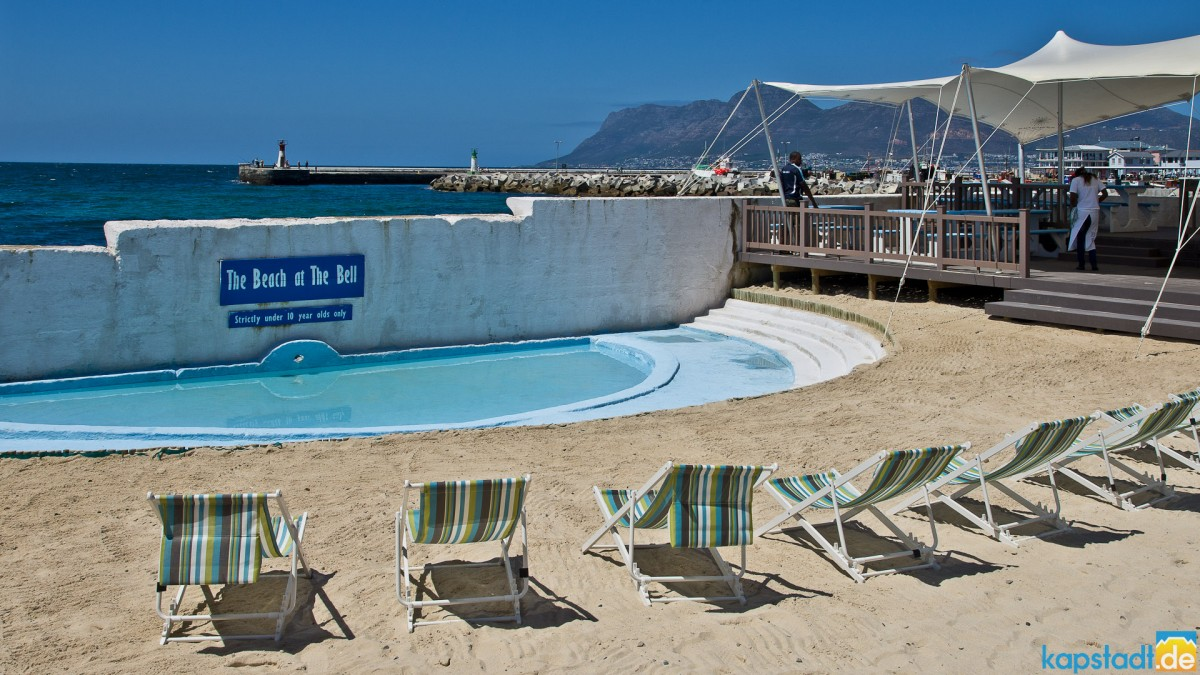 The Brass Bell Restaurant and Pub in Kalk Bay