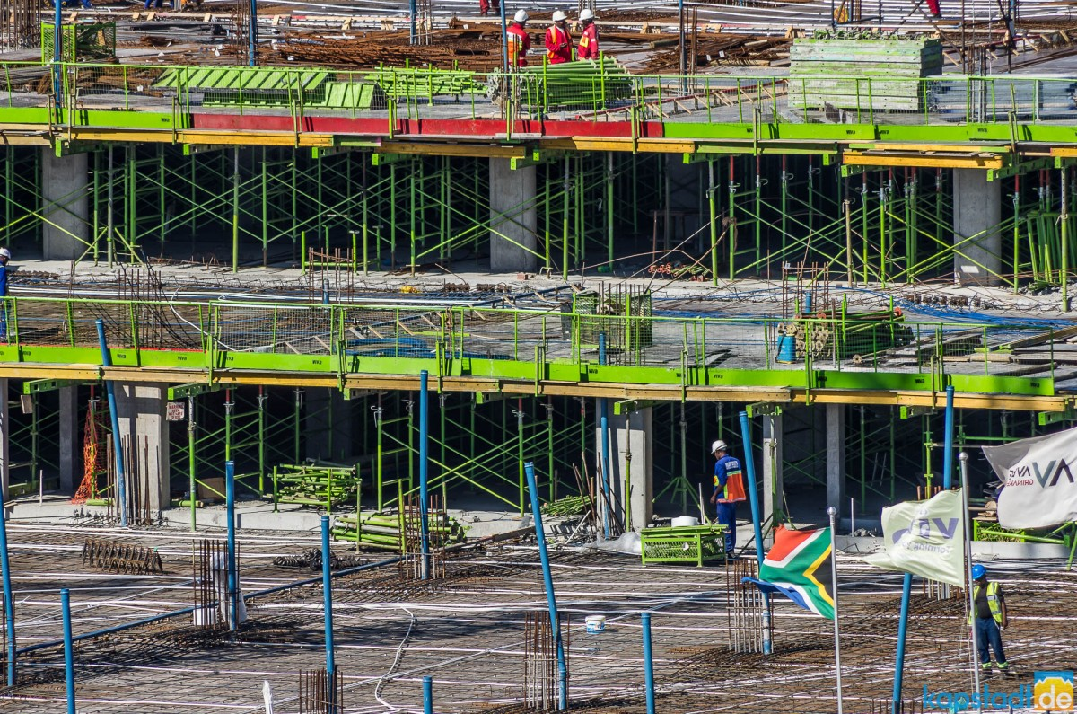 Centre Point Milnerton Construction