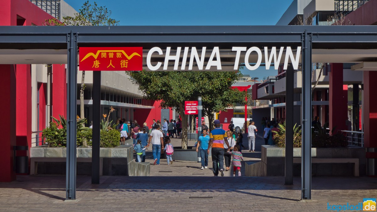 China Town at Sable Square in Milnerton
