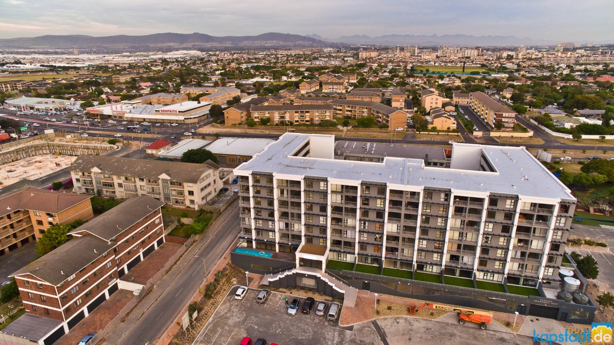 New Key West building in Milnerton