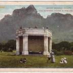Postkarte Groot Schuur Estate 1902