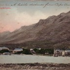 Postkarte Gordons Bay gelaufen 1906 nach London